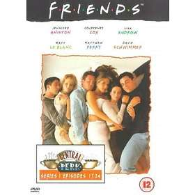 Friends - Series 1, Episodes 17-24 (UK)