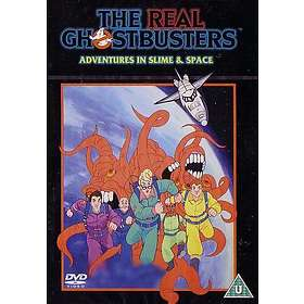 Real Ghostbusters - Adventures in Slime and Space