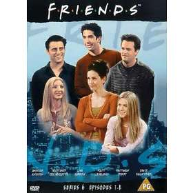 Friends - Series 6, Episodes 1-8 (UK)