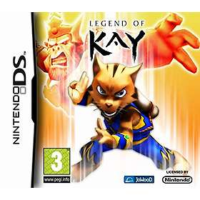The Legend of Kay (DS)