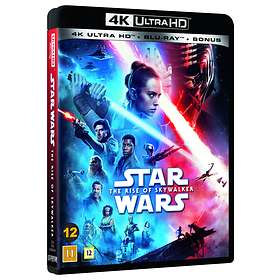 Star Wars - Episode IX: The Rise of Skywalker (UHD+BD)