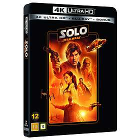 Solo: A Star Wars Story - New Line Look (UHD+BD)