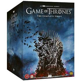 Game of Thrones - The Complete Series 1-8