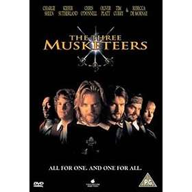 The Three Musketeers (1993) (UK)