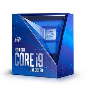 Intel Core i9 10900K 3,7GHz Socket 1200 Box without Cooler