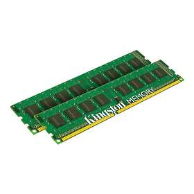 Kingston ValueRAM DDR3 1066MHz 2x4GB (KVR1066D3N7K2/8G)