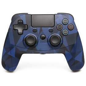 Snakebyte Game:Pad 4 S Camo Blue (PS4)