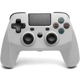 Snakebyte Game:Pad 4 S Wireless Grey (PS4)