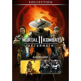 Mortal Kombat 11: Aftermath Kollection (PS4)