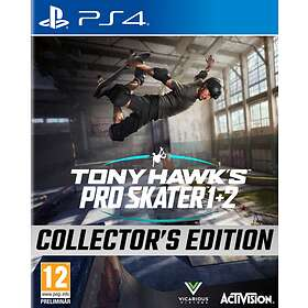 Tony Hawk's Pro Skater 1 + 2 - Collector's Edition (PS4)