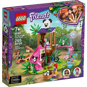 LEGO Friends 41422 Panda Jungle Tree House