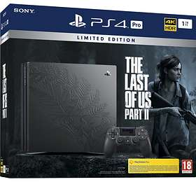 Sony PlayStation 4 (PS4) Pro 1TB (incl. The Last of Us: Part II) - Limited Ed.
