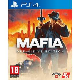 Mafia - Definitive Edition (PS4)