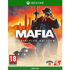 Mafia - Definitive Edition (Xbox One)