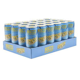 NOCCO Summer Edition 2020 Limón del Sol 330ml 24-pack