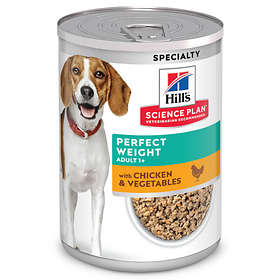 Hills Canine Science Plan Perfect Weight Adult 1+ 12x0,363g