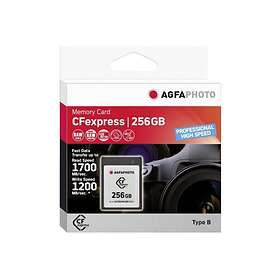 AgfaPhoto High Speed Professional CFexpress 256Go