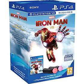 Marvel's Iron Man (VR) (incl. 2 Move Motion Controllers) (PS4)