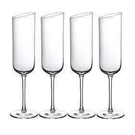 Villeroy & Boch NewMoon Champagneglas 17cl 4-pack