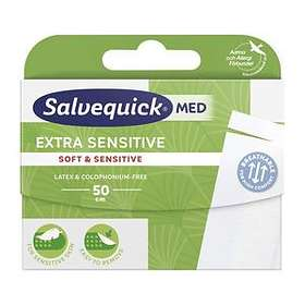 Salvequick Extra Sensitive Plåster 50cm