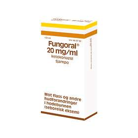 Fungoral Schampo 20mg/ml 120ml