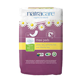 Natracare Maxi Pads Normal 14-pads