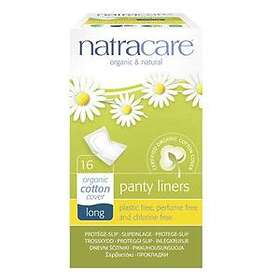 Natracare Long Panty Liners (16-pack)