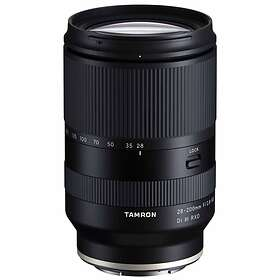 Tamron 28-200/2,8-5,6 Di III RXD for Sony E