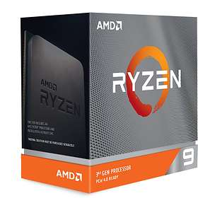 AMD Ryzen 9 3900XT 3.8GHz Socket AM4 Box without Cooler