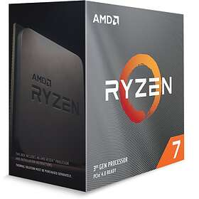AMD Ryzen 7 3800XT 3.9GHz Socket AM4 Box without Cooler