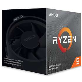 AMD Ryzen 5 3600XT 3,8GHz Socket AM4 Box
