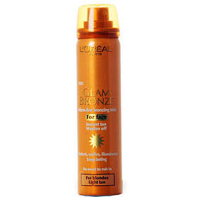 L'Oreal Glam Bronze For Face 75ml