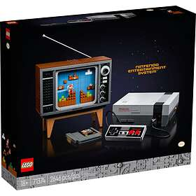 LEGO Super Mario 71374 Nintendo Entertainment System