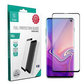 SiGN Full Body Tempered Glass for Samsung Galaxy S10e