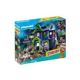 Playmobil SCOOBY-DOO! 70361 Adventure in the Mystery Mansion