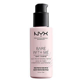 NYX Bare With Me Hemp Daily Moisturizing Primer SPF30 75ml