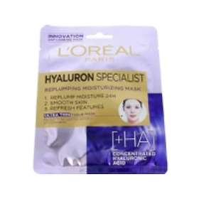L'Oreal Hyaluron Specialist Replumping Moisturizing Mask 1st