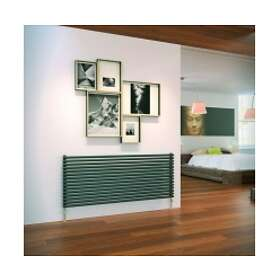 DQ Heating Vulcano Horizontal Double 520x1771 (Grey)