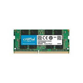 Crucial SO-DIMM DDR4 3200MHz 16GB (CT16G4SFRA32A)