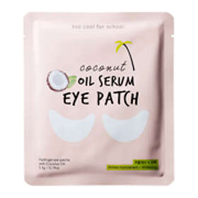 Too Cool For School Coconut Oil Serum Eye Patch 2st (1 pair)