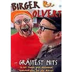 Birger & Olvert: Gräjtest Hits