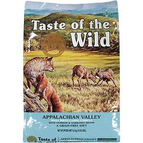 Taste of the Wild Appalachian Valley Small Breed Canine Formula 5,6kg