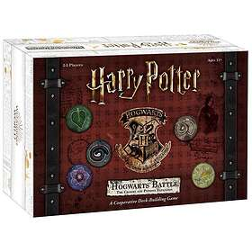Harry Potter: Hogwarts Battle: The Charms and Potions (exp.)