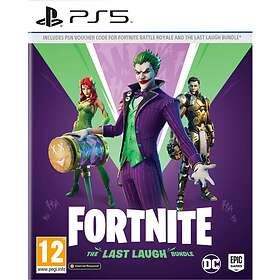 Fortnite - The Last Laugh Bundle (PS5)