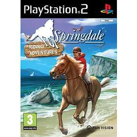 Springdale Riding Adventures (PS2)