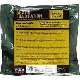 Real Field Ration Creamy Salmon With Pasta 300g