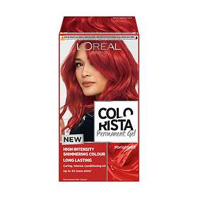 L'Oreal Colorista Permanent Gel Bright Red