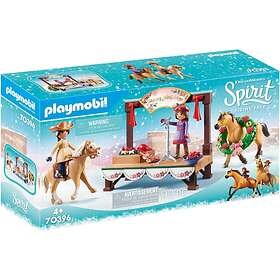 Playmobil Spirit Riding Free 70396 Christmas Concert