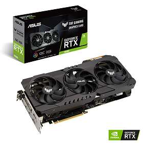 Asus GeForce RTX 3090 TUF Gaming OC 2xHDMI 3xDP 24GB