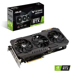 Asus GeForce RTX 3080 TUF Gaming 2xHDMI 3xDP 10Go